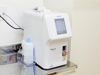 血算・CRP測定器